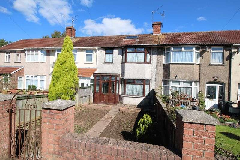3 Bedrooms Terraced House for sale in Park Avenue, Newport