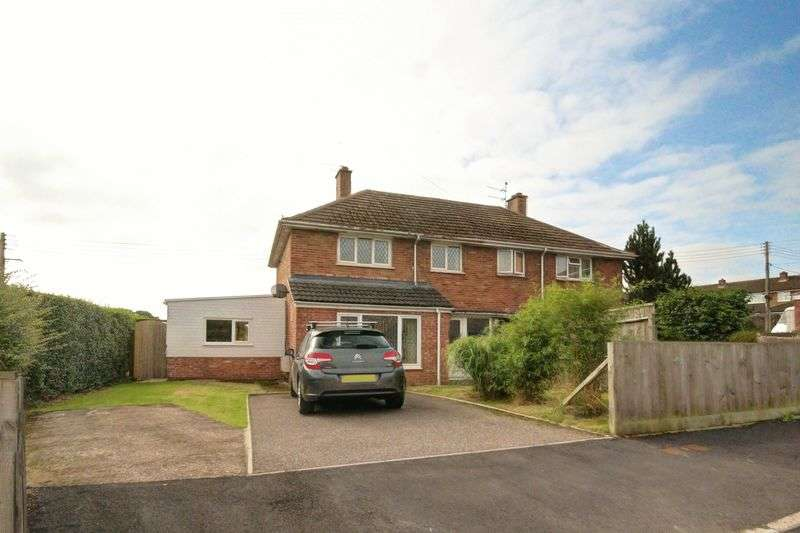 4 Bedrooms Semi Detached House for sale in Gissons, Exeter