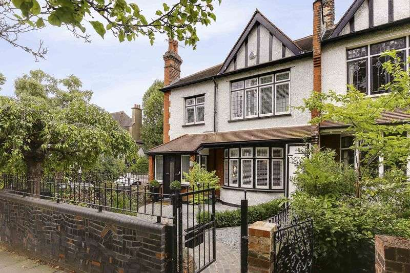 4 Bedrooms Terraced House for sale in Hornsey Lane, N6