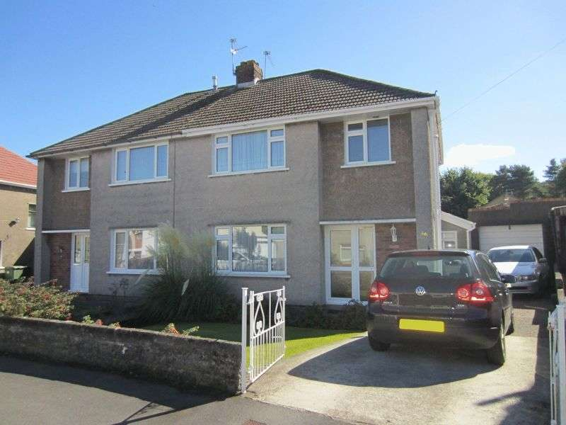 3 Bedrooms Semi Detached House for sale in The Sanctuary Culverhouse Cross Cardiff CF5 4RX