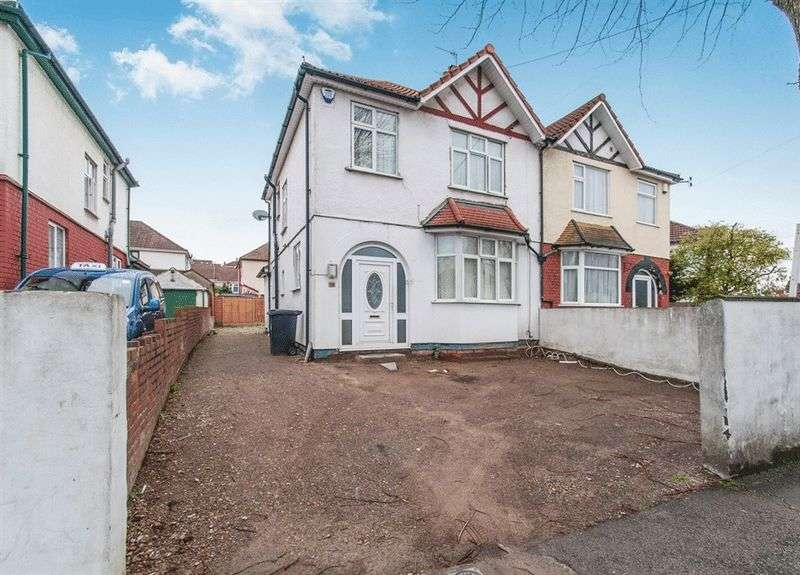 3 Bedrooms Semi Detached House for sale in Bedminster Road, Bedminster