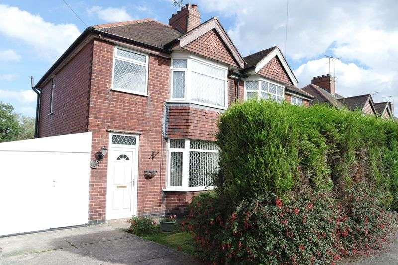 3 Bedrooms Semi Detached House for sale in Cator Road, Radmanthwaite, Pleasley
