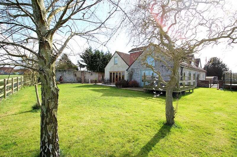5 Bedrooms Detached House for sale in The Barn, Barton St David