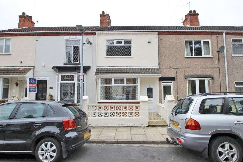 3 Bedrooms Terraced House for sale in GLEBE ROAD, CLEETHORPES