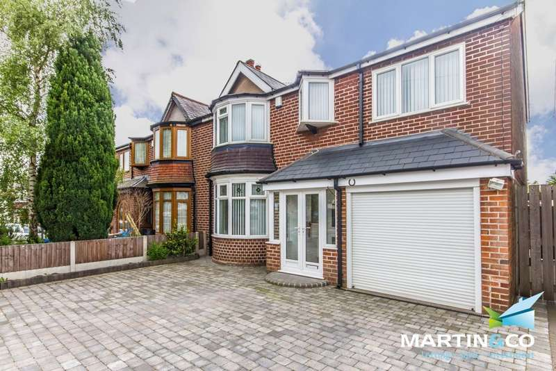 5 Bedrooms Semi Detached House for sale in Norman Avenue, Harborne, B32