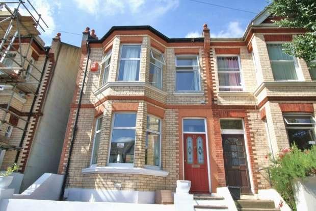 3 Bedrooms Semi Detached House for sale in Hollingbury Park Avenue Brighton