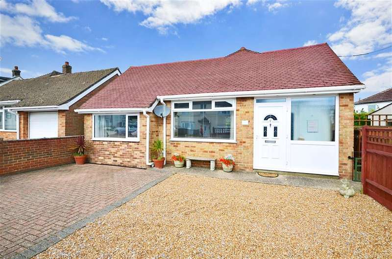 3 Bedrooms Detached Bungalow for sale in Aerodrome Road, Hawkinge, Folkestone, Kent