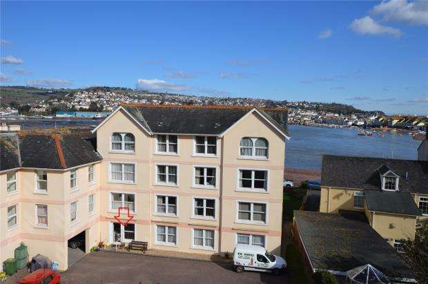 2 Bedrooms Flat for sale in Ferrymans Reach, Marine Parade, Shaldon, Devon