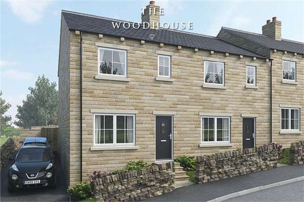 3 Bedrooms End Of Terrace House for sale in Willow Reach, Meltham