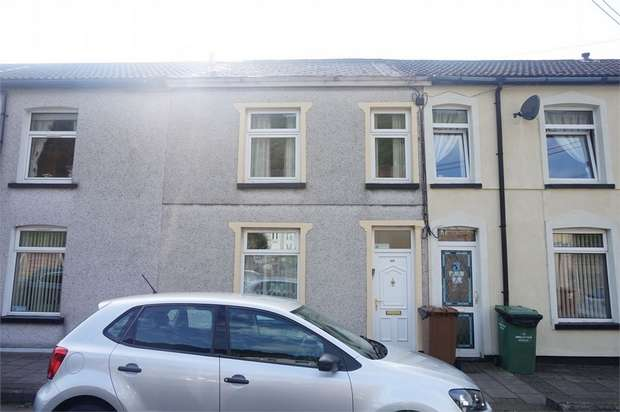 2 Bedrooms Terraced House for sale in Greenfield Street, New Tredegar, Caerphilly