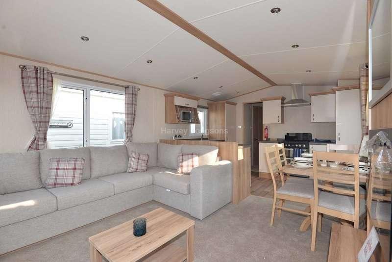 3 Bedrooms Caravan Mobile Home for sale in Birchington, Kent