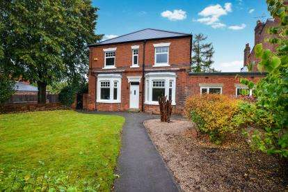 5 Bedrooms Detached House for sale in Nottingham Road, Mansfield, Nottinghamshire, Mansfield