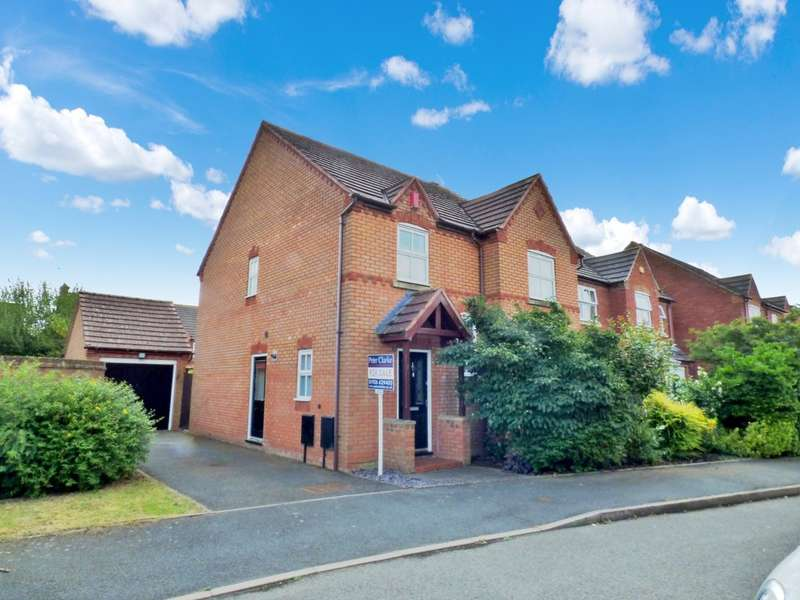 4 Bedrooms Detached House for sale in Achilles Close, Heathcote