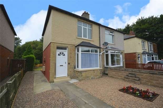 2 Bedrooms Semi Detached House for sale in Nettleton Road, Dalton, HUDDERSFIELD, West Yorkshire