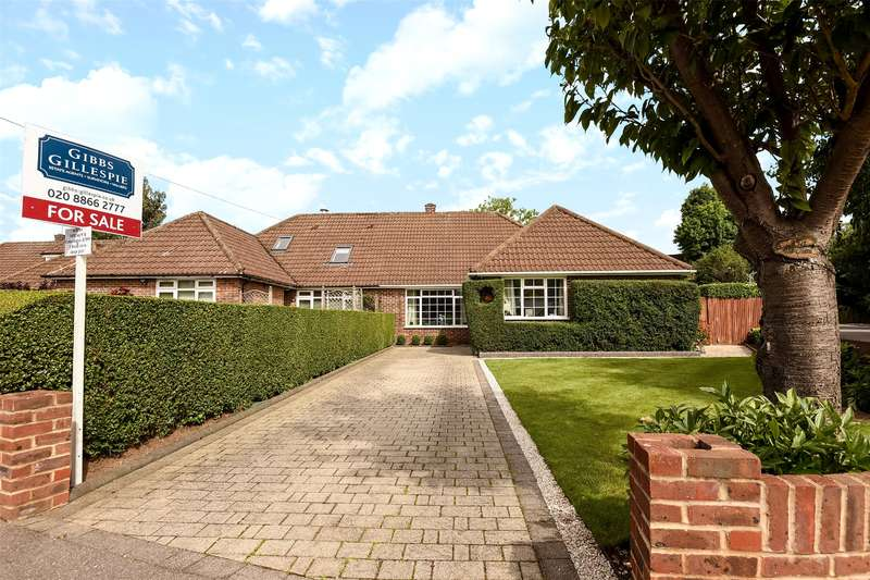 3 Bedrooms Semi Detached House for sale in The Chase, Eastcote, Pinner, Middlesex, HA5