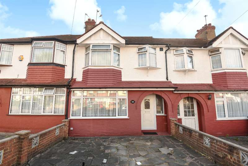 3 Bedrooms Terraced House for sale in Empire Road, Perivale, Greenford, UB6