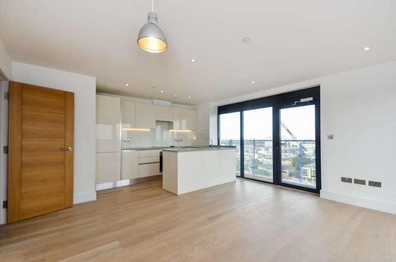 1 Bedroom Flat for sale in Parkview Apartments, Poplar, E14