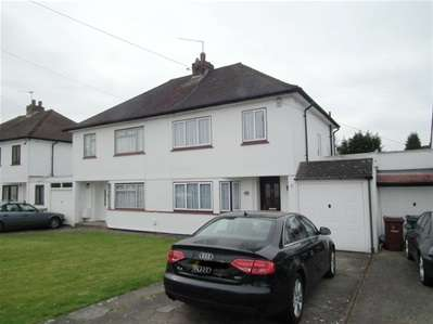 3 Bedrooms Semi Detached House for sale in Chestnut Drive, Harrow Weald