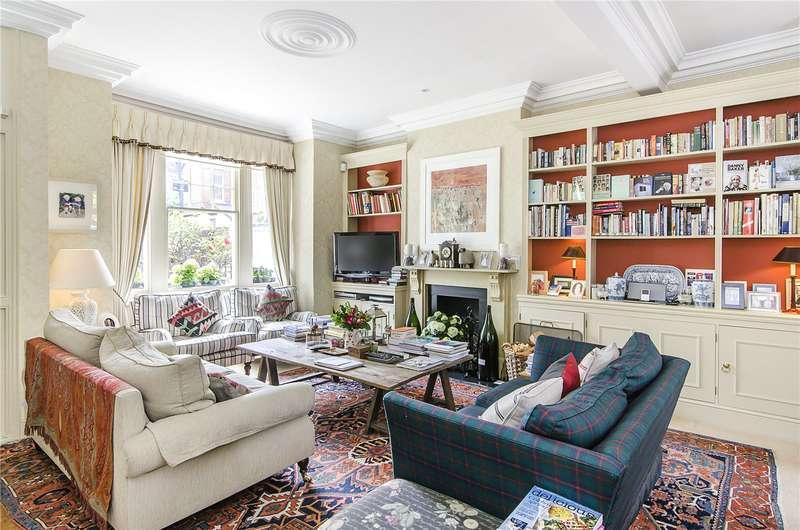 4 Bedrooms Terraced House for sale in Fernhurst Road, London, SW6