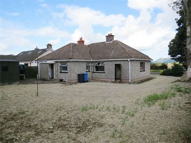 3 Bedrooms Detached Bungalow for sale in Tully Road, Limavady, County Londonderry
