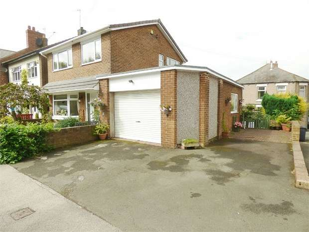 3 Bedrooms Detached House for sale in Station Road, Beamish, Stanley, Durham
