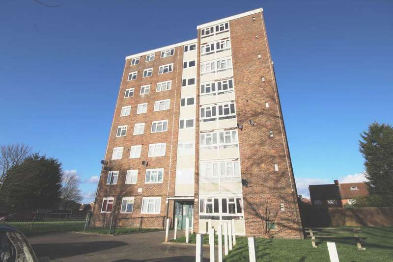 2 Bedrooms Flat for sale in Stroud Green, Croydon, CR0