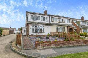 3 Bedrooms Semi Detached House for sale in Ballens Road, Chatham, Kent