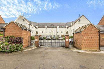 2 Bedrooms Flat for sale in Sir Henry Jake Close, Banbury, Oxfordshire, .