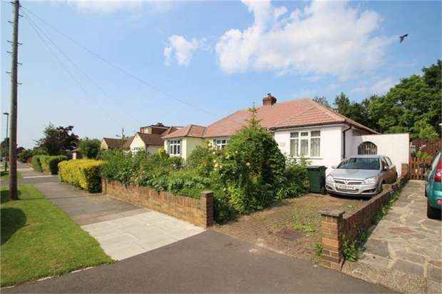3 Bedrooms Semi Detached Bungalow for sale in Repton Road, ORPINGTON, Kent