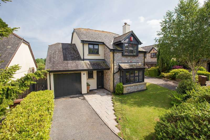 4 Bedrooms Detached House for sale in 3 Maddicks Orchard, Stoke Gabriel, Totnes