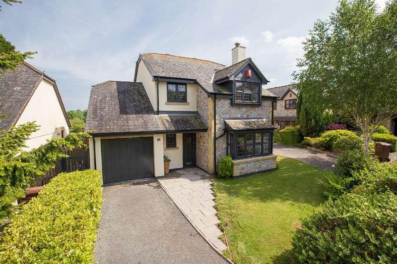 4 Bedrooms Detached House for sale in 3 Maddicks Orchard, Stoke Gabriel, Totnes