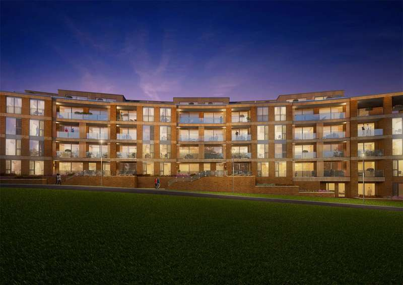 1 Bedroom Apartment Flat for sale in The Tern, Henry Darlot Drive, Mill Hill, London, NW7