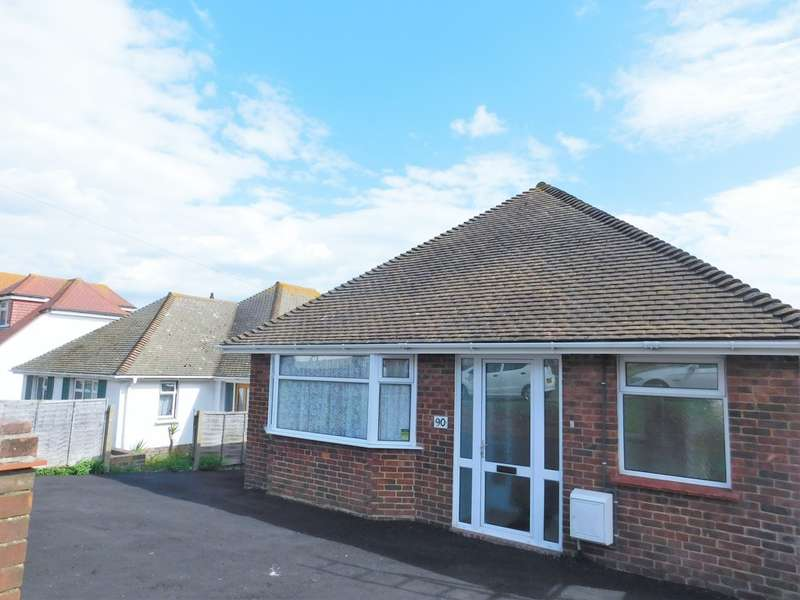2 Bedrooms Detached Bungalow for sale in Oaklands Avenue, Saltdean