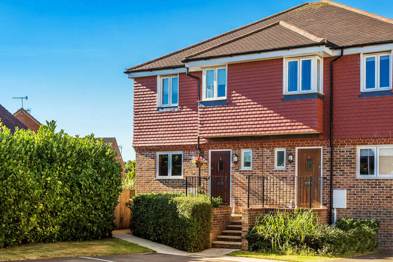 3 Bedrooms End Of Terrace House for sale in Tekram Close, Edenbridge