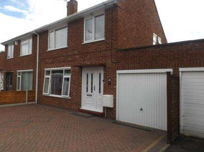 3 Bedrooms Semi Detached House for sale in Jackson Crescent, Stourport On Severn, Worcestershire
