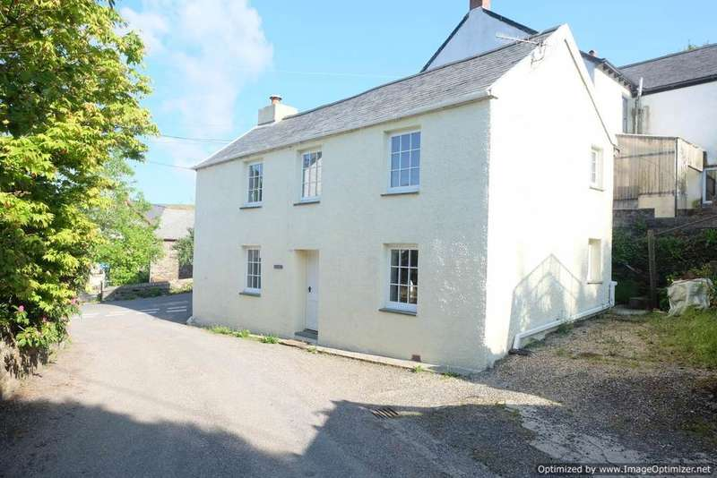 3 Bedrooms Cottage House for sale in Rose Cottage, Parracombe