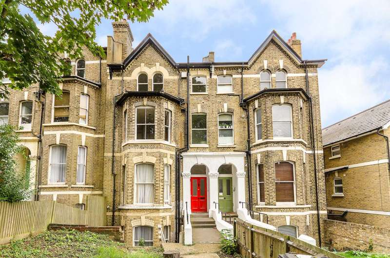 3 Bedrooms Flat for sale in Jasper Road, Crystal Palace, SE19