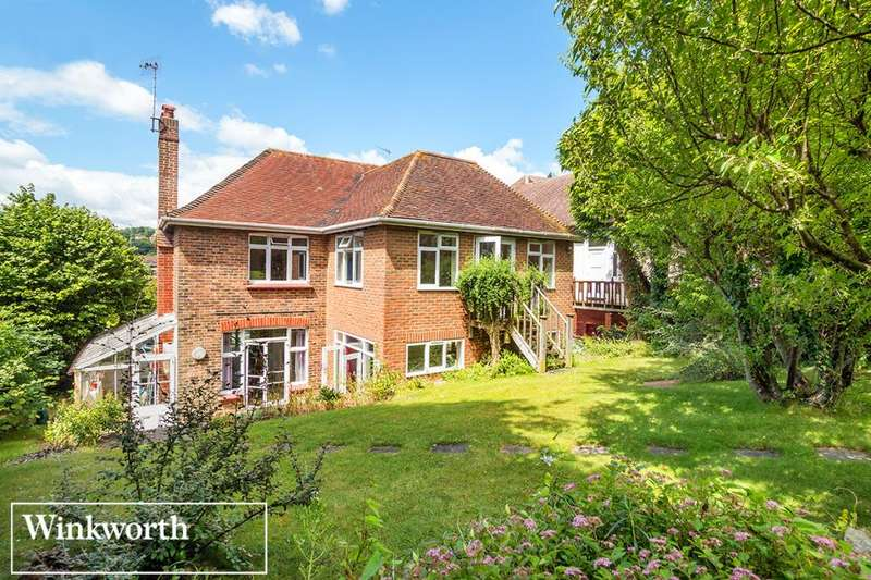 4 Bedrooms Detached House for sale in Cornwall Gardens, Brighton, East Sussex, BN1