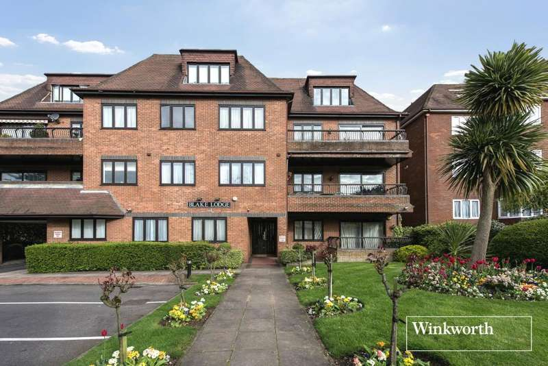 2 Bedrooms Flat for sale in Blake Lodge, 64 Hendon Lane, Finchley, London, N3