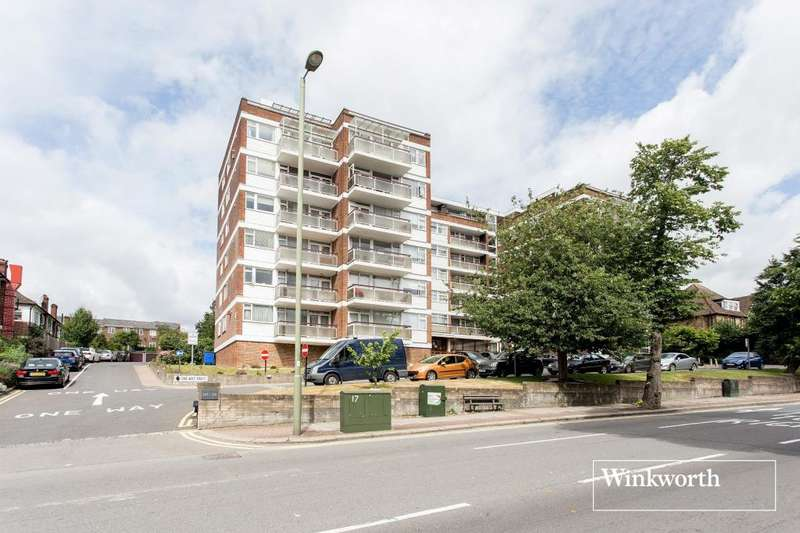 2 Bedrooms Flat for sale in Embassy Lodge, Regents Park Road, Finchley, London, N3