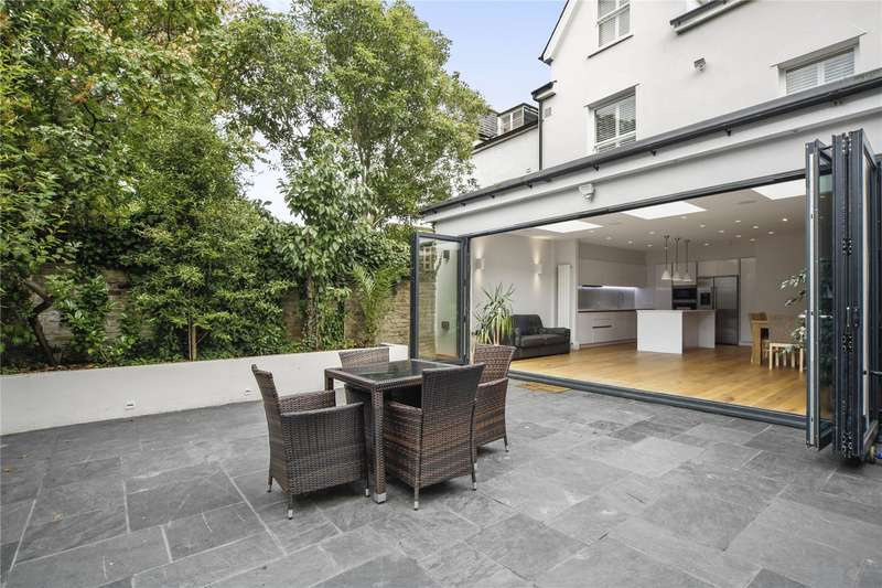 5 Bedrooms Detached House for sale in Larkfield Road, Richmond, TW9