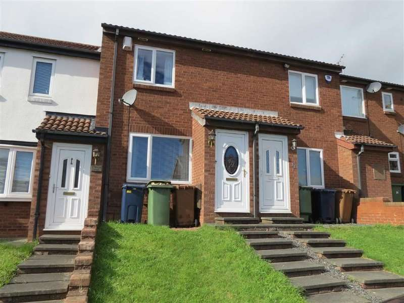 2 Bedrooms Property for sale in Lapwing Close, Ayton, Washington