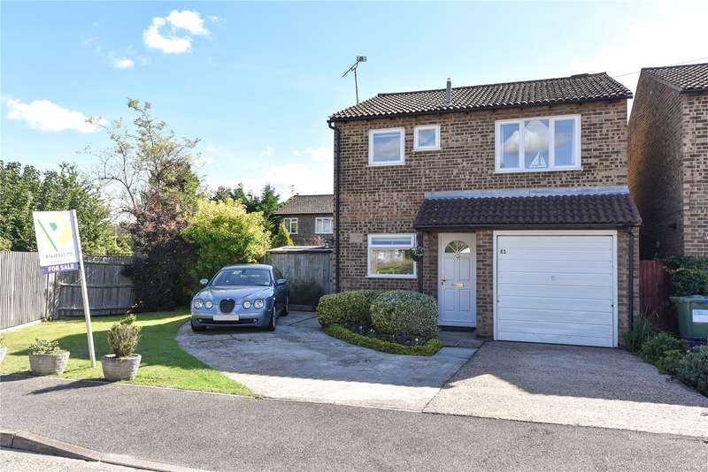 3 Bedrooms Detached House for sale in Aysgarth Park, Maidenhead, Berkshire, SL6