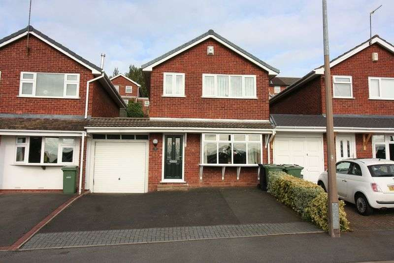 3 Bedrooms House for sale in KINGSWINFORD, Honeytree Close