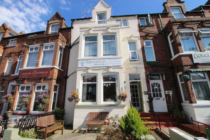 8 Bedrooms Property for sale in The Tamarind Guest House, 155 Columbus Ravine, Scarborough, YO12 7QZ