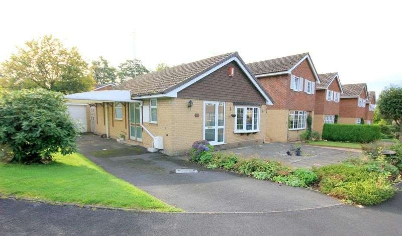 2 Bedrooms Detached Bungalow for sale in Old Rectory Road, Stone