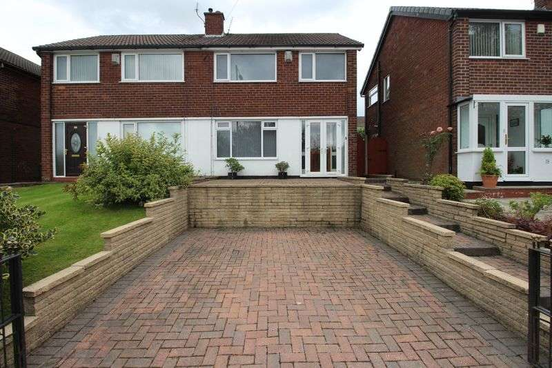 3 Bedrooms Semi Detached House for sale in Croft Lane, Bury, Greater Manchester, BL9