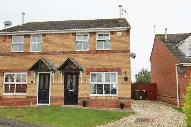 3 Bedrooms Semi Detached House for sale in VINCENT ROAD, SCARTHO PARK