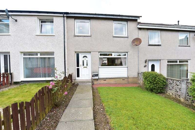 3 Bedrooms Terraced House for sale in Birkenshaw Way, Armadale, EH48 3QZ