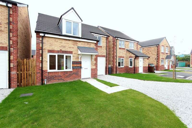 3 Bedrooms Detached House for sale in Liffey, Peel Court, Bootle